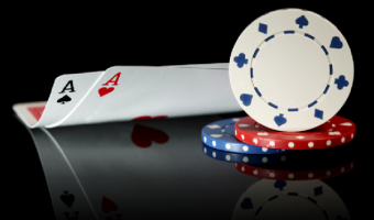All in! What are Your Odds Against a Pair of Aces? (Poker)