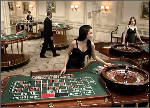 Roulette Video Live