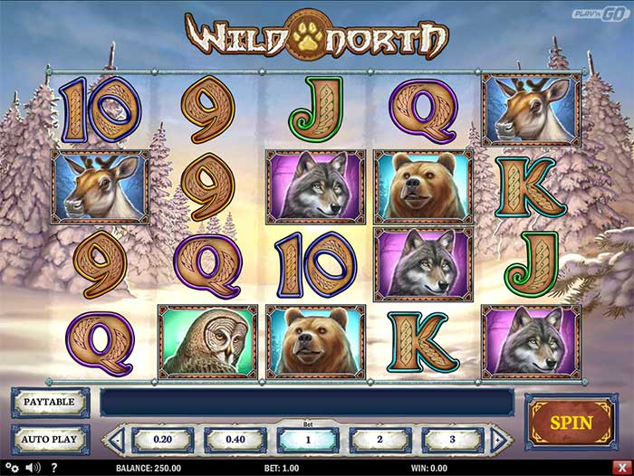 Wild North slot