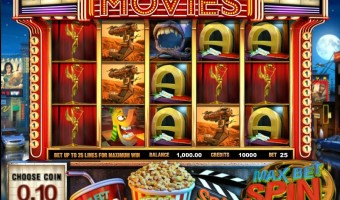 At the Movies slot review