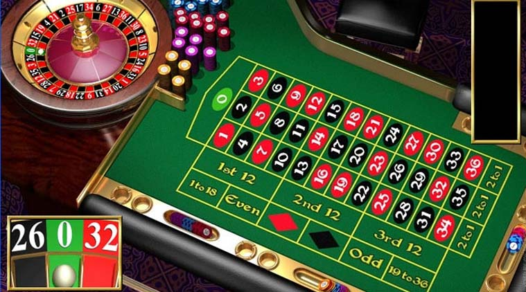 roulette is one of the casino online games that attracts a huge